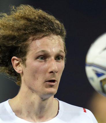 Alex Král futbal Česko