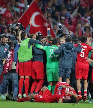 Turecko futbal
