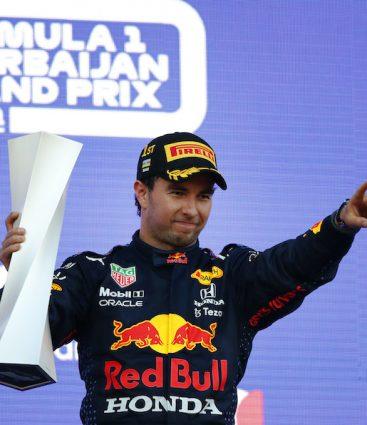 Sergio Perez F1