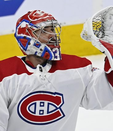 Montreal Canadiens Stanley Cup Carey Price