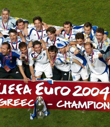 EURO 2004 Grécko