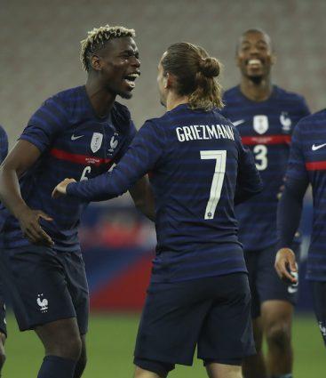 Francúzsko futbal