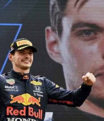 Max Verstappen formula