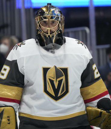 Vegas Golden Knights Fleury
