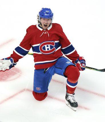 Montreal Canadiens vyhral v playoff NHL 2021 nad Winnipegom Jets 4:0 na zápasy
