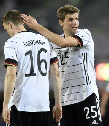 Nemecko futbal