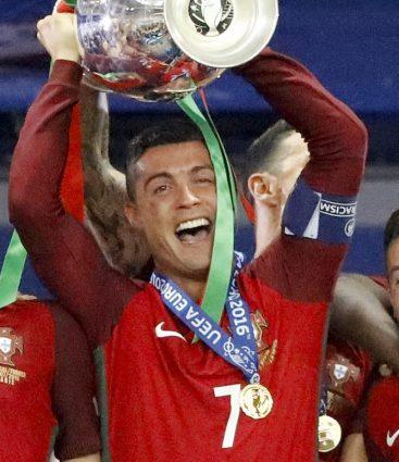 Cristiano Ronaldo futbal