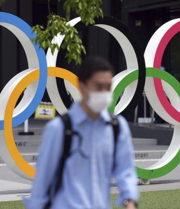 olympisjké hry Tokio