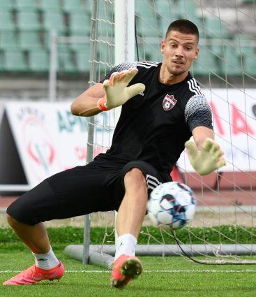 FC Spartak Trnava Dominik Takáč