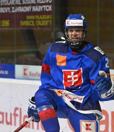 Slovensko na Hlinka Gretzky Cupe 2021