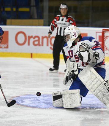 Slovensko u18 na Hlinka Gretzky Cup 2021
