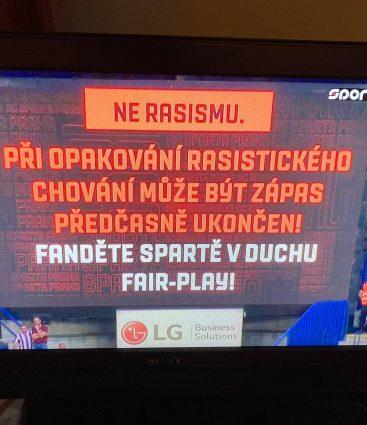 Sparta Monaco rasizmus