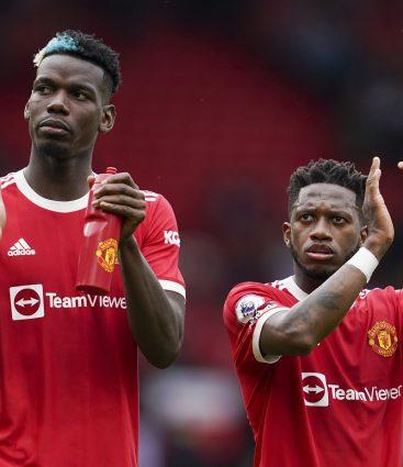Paul Pogba manchester united 2021