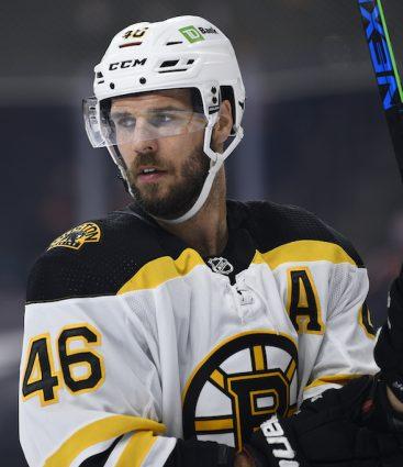 David Krejči Boston Bruins