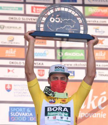 4. etapa pretekov Okolo Slovenska Peter Sagan