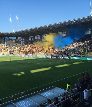 DAC - Slovan 1:1