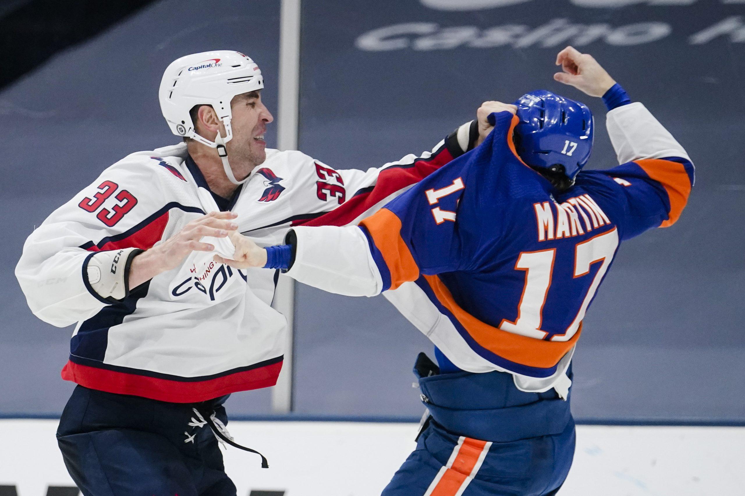 Zdeno Chára prestúpil do NY Islanders v NHL
