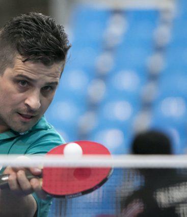 Peter Mihálik parastolný tenis