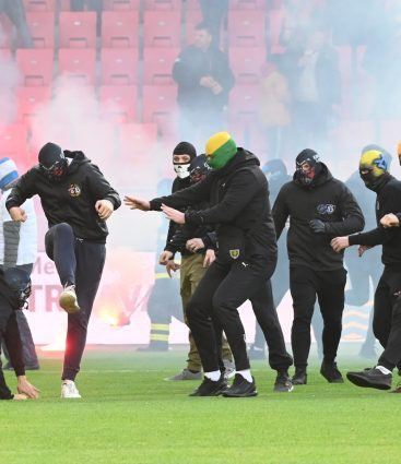 FC Spartak Trnava - ŠK Slovan Bratislava