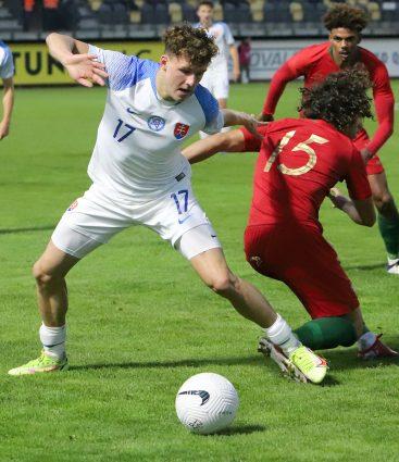 Slovensko reprezentácia U19 vo futbale