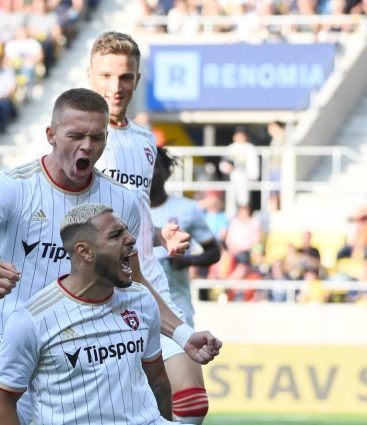 Jakub Grič rozhovor FC Spartak Trnava